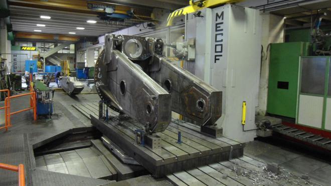 Fresatrice Mecof M 200