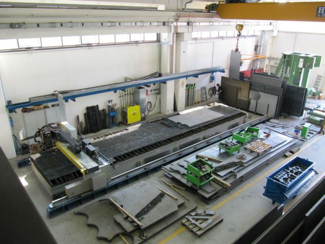 Sheet Metal Cutting 'Esab' Oxyfuel Cutting and Plasma System