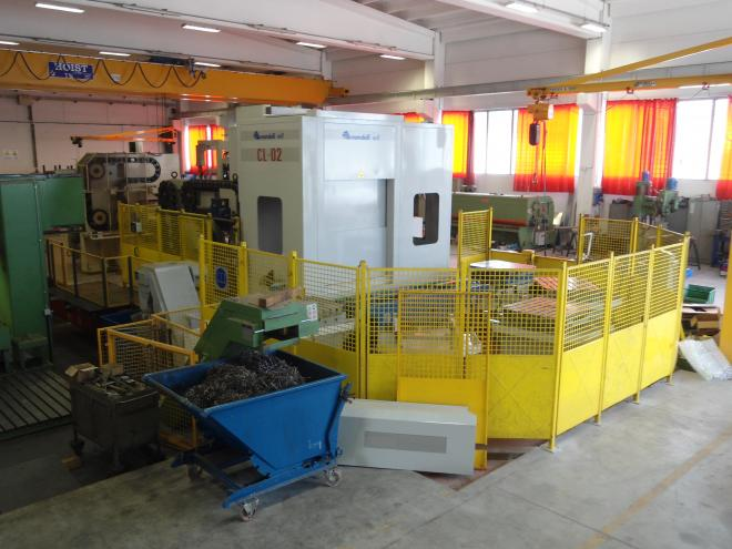 Mandelli M8 Cnc Machining Center