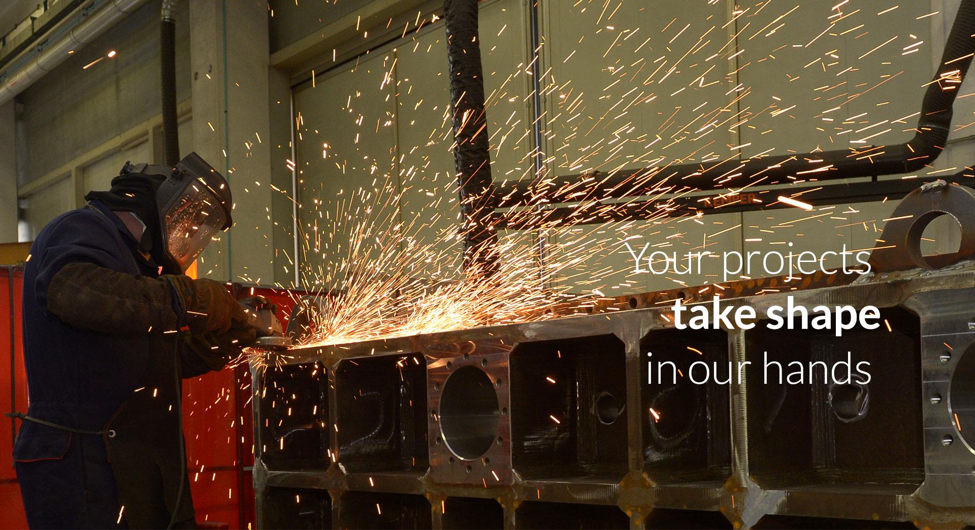 Medium Heavy Mechanical Metalwork