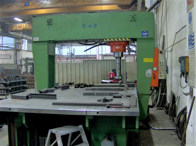 Cmp Hydraulic Press