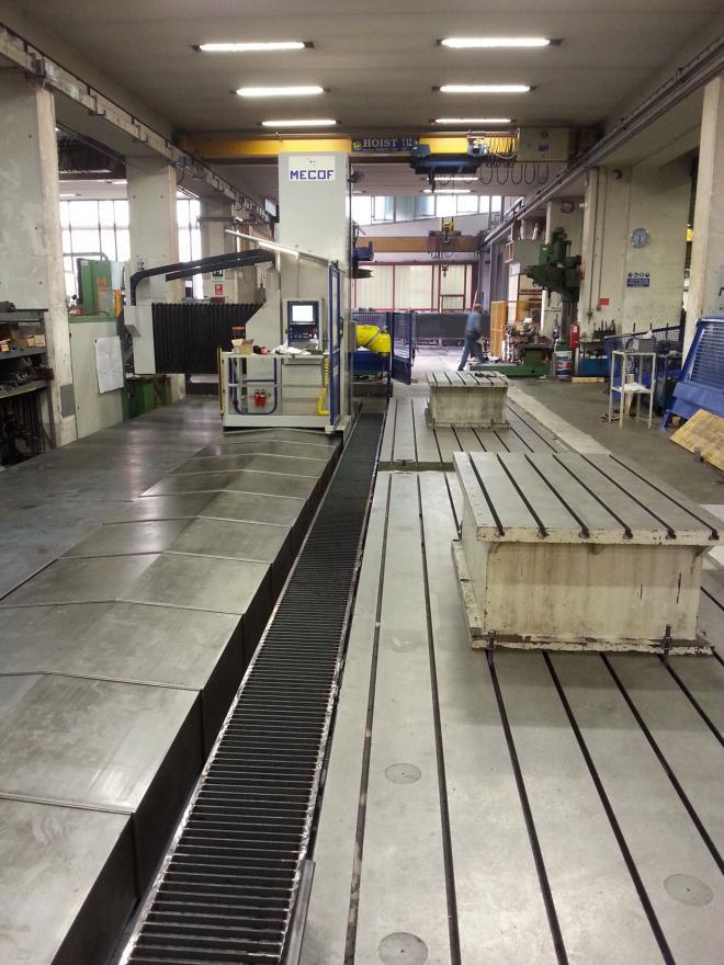Macchinario CNC
